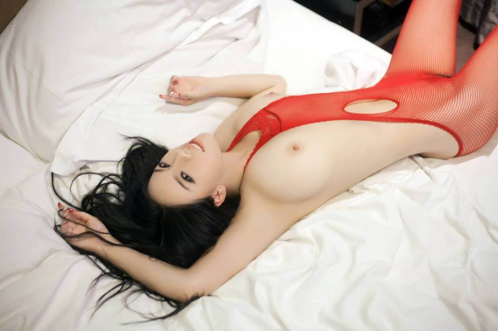 Chinese Cam Girl With Big Bobs