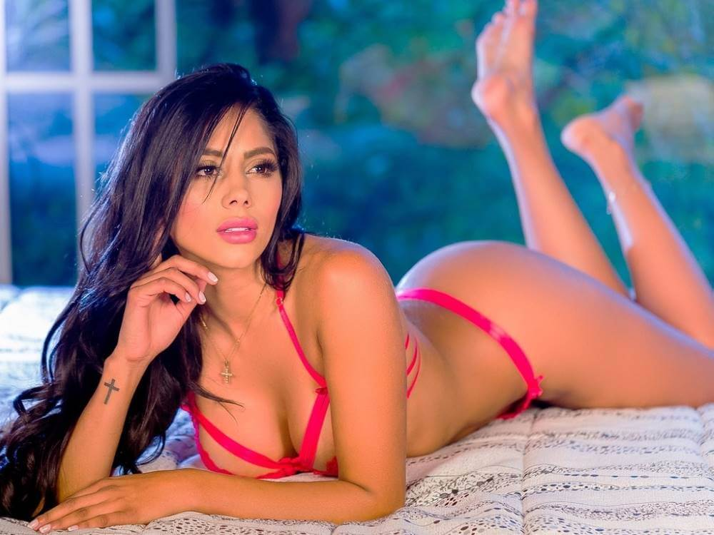 Colombian Cam Girl